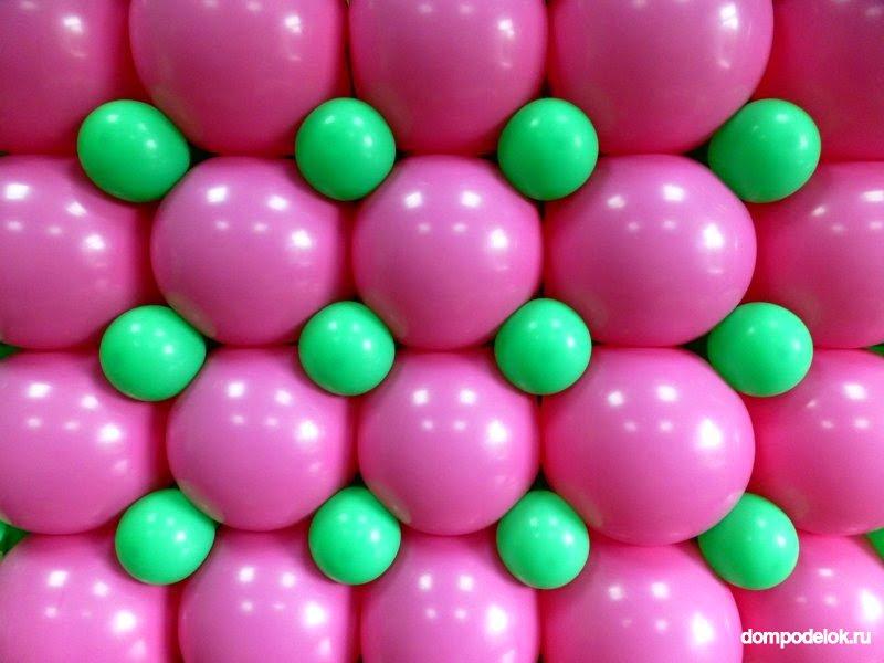 поделки из воздушных шаров своими руками. фото