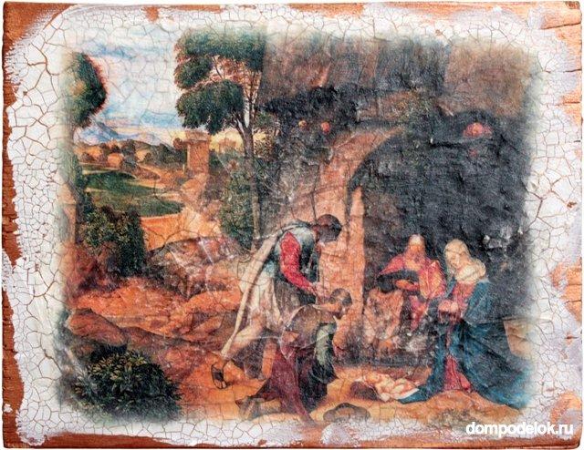 Рисование 6 класс рисунки фрески