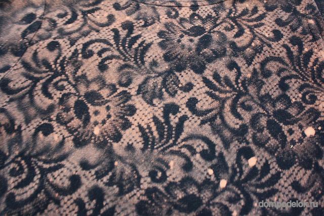 Поделка из атласной ленты на пасху 2