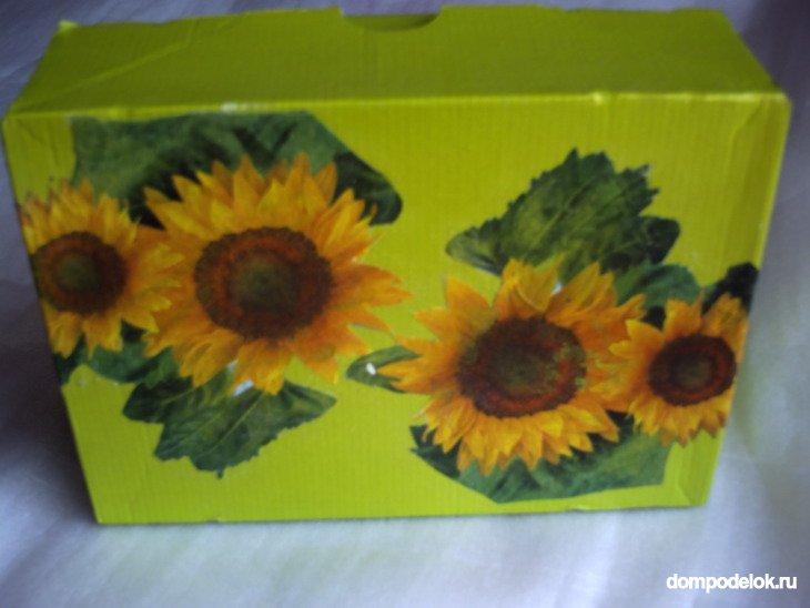 Коробочки для детского сада
