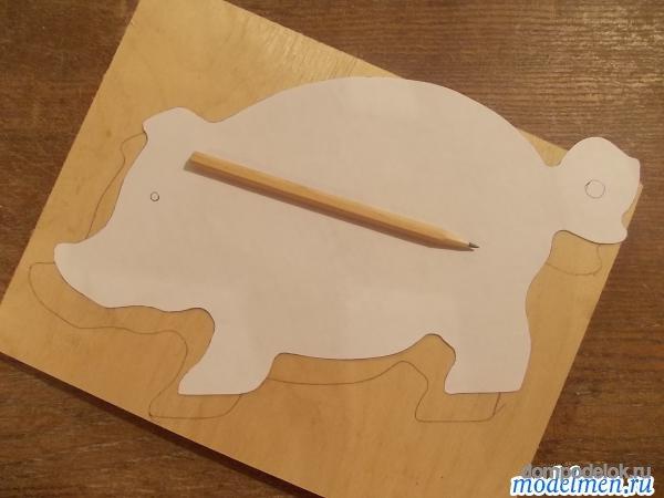 Как сделать разделочную доску из фанеры своими руками