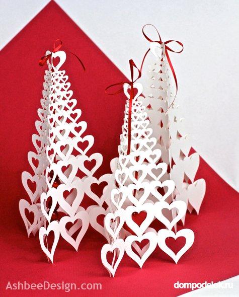 Новогодние игрушки из фантиков от конфет своими