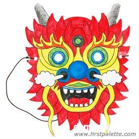 карнавальная маска своими руками картинки