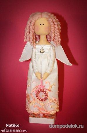 Ангел скульптура своими руками Деревянная скульптура Добрых рук мастерство