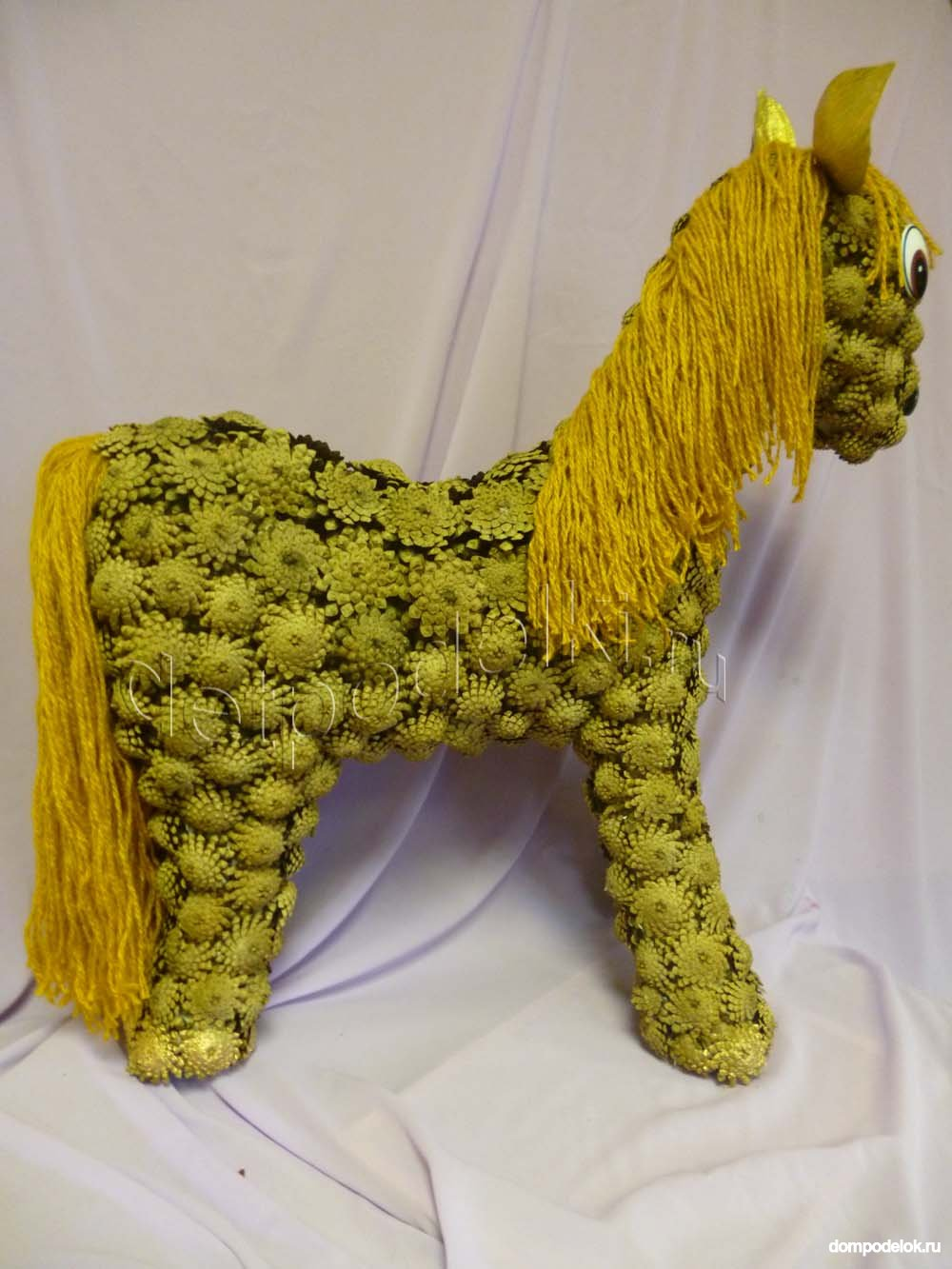 Поделки для лошадей своими руками 134