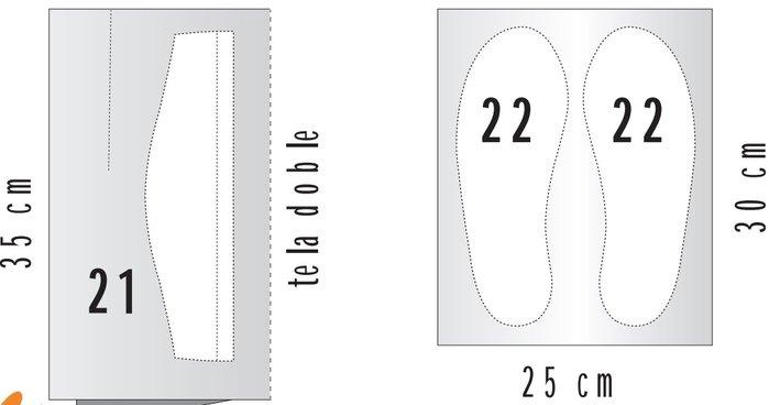 Как сшить домашние тапочки своими руками: выкройка и мастер класс по шитью.