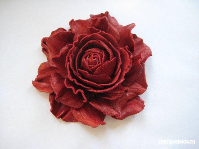 Из кожи роза