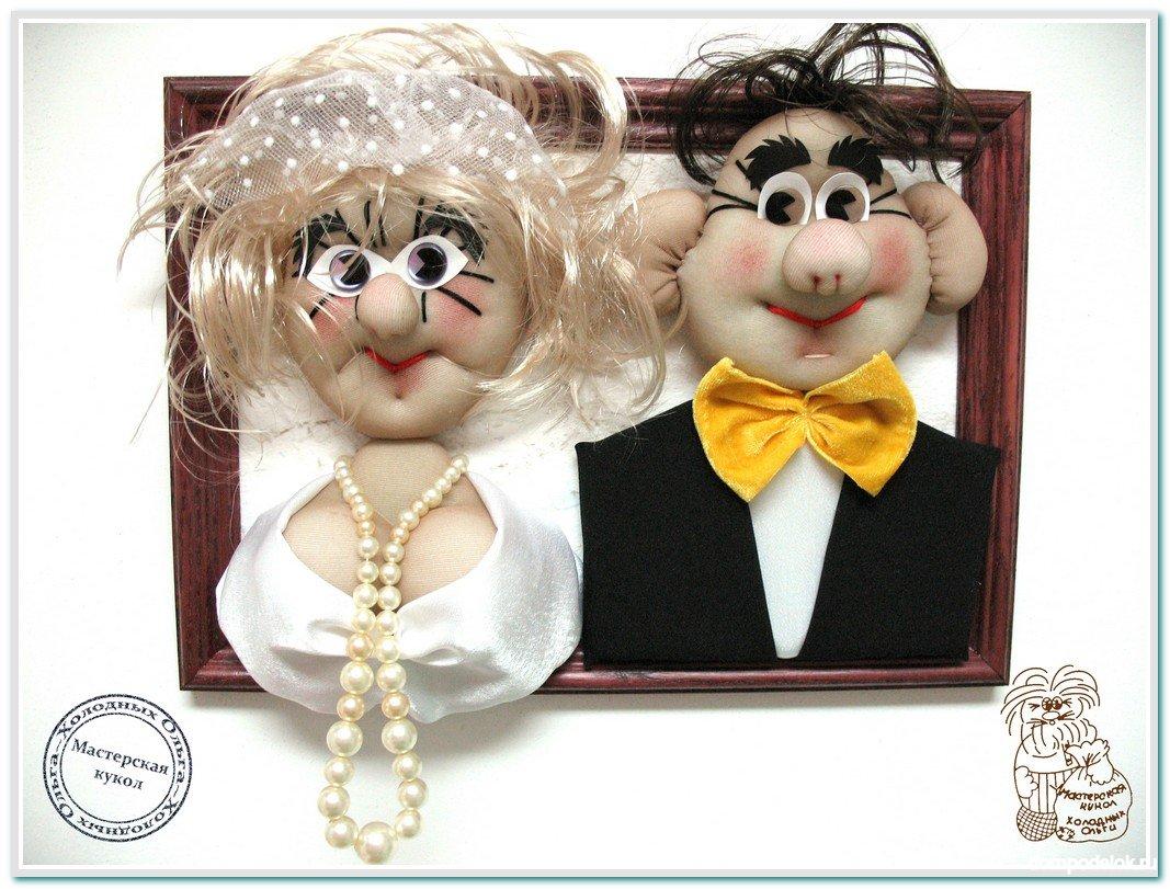 Свадебные бокалы полимерная глина своими руками