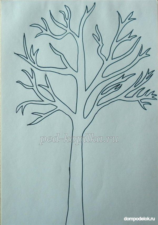 Как сделать рябиновые листья