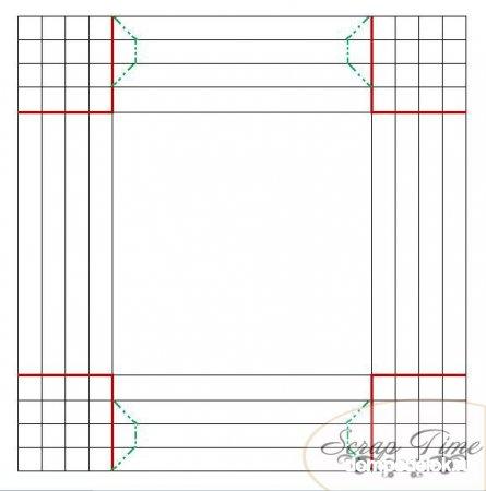 Как сделать рамку из бумаги для а4