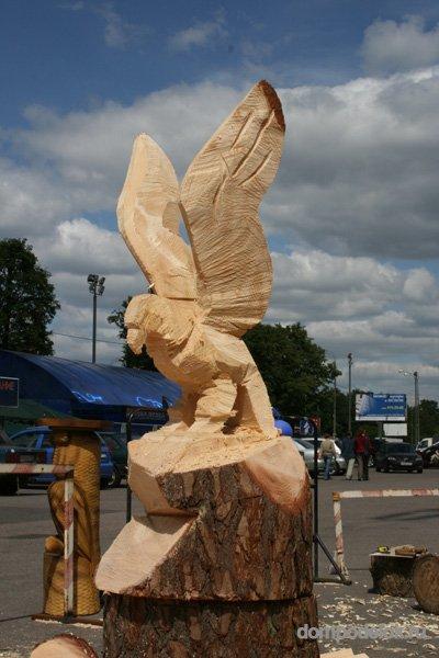 """Скульптура орла """" Поделки из бумаги, подарки своими руками, детские мастер классы"""