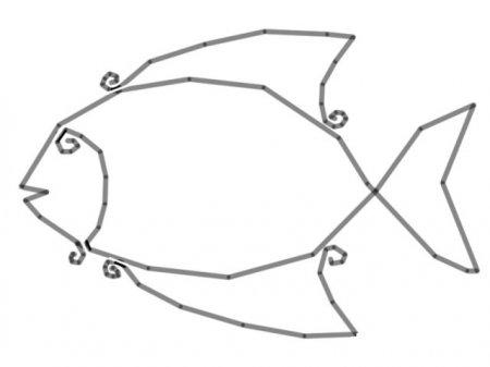 Жемчужный узор спицами, схема описание