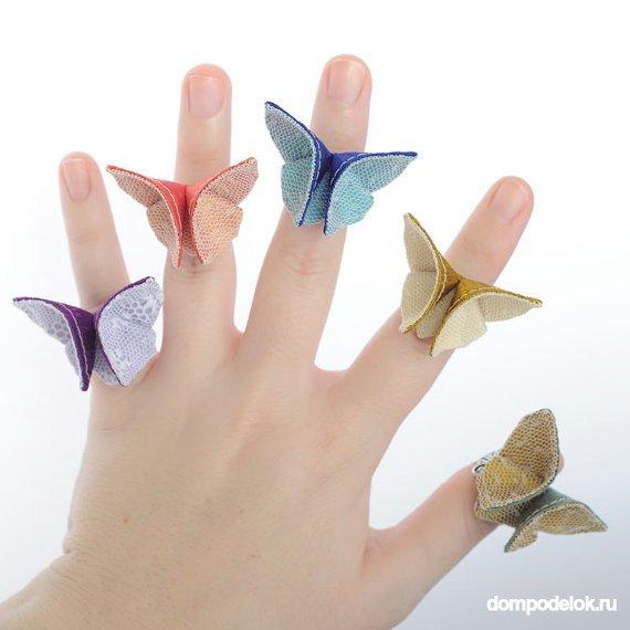 Мастер класс бабочки своими руками