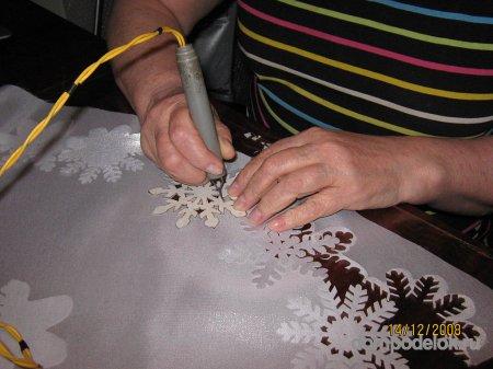Как сделать костюм своими руками снежинка фото