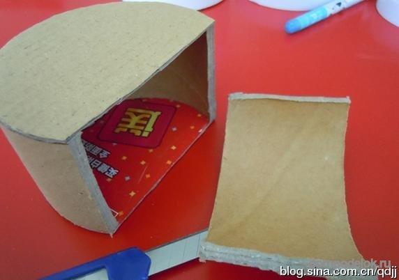 Подставка для из картона своими руками