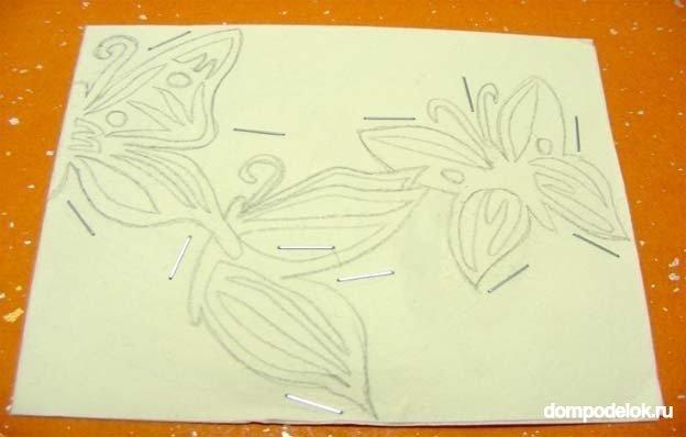 Нож бабочка своими руками из бумаги фото 486