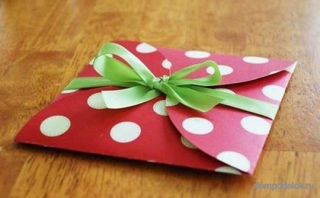 Оригинальные подарки своими руками быстро и легко