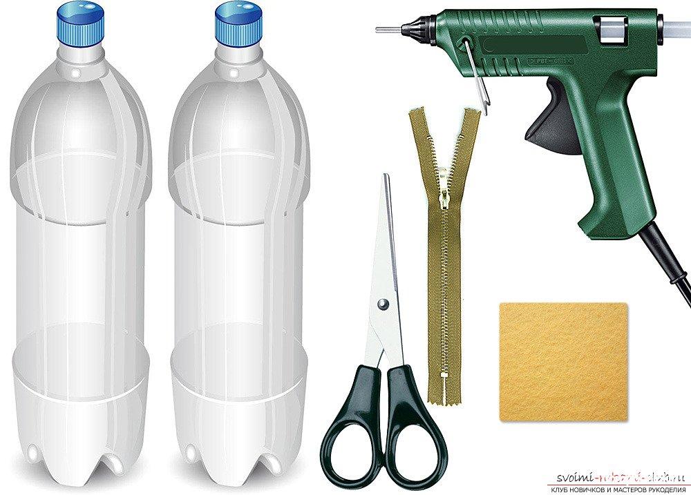Поплавок из пластиковой бутылки своими руками