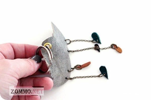Брелки на ключи своими руками в домашних условиях
