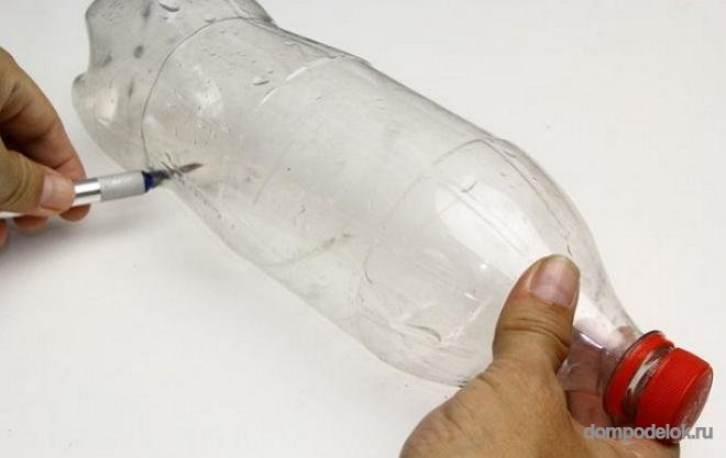 Крышки от бутылок поделки для дачи