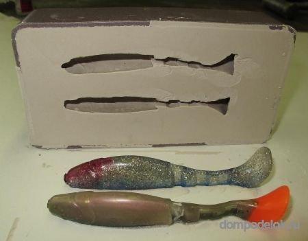приманка для рыбы из манки