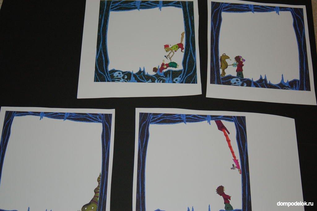 Выпуклые открытки своими руками фото 465